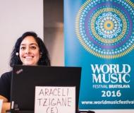 Konferencia -Araceli Tzigane