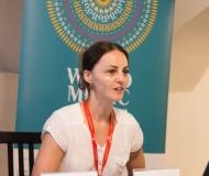 Konferencia -Eva Ryšavá, autorka_ Mercedes Gonzales