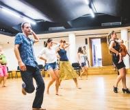 Workshop- Cigánske tance, Zora Moncoľová