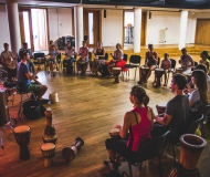 Workshop -Rytmika Lano Cubano- Zvuky cez Ruky