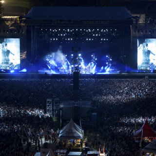 Na rakúskom Rock in Vienna sa na jednom pódiu predstavia Iron Maiden a Apocalyptica BOMBING 1