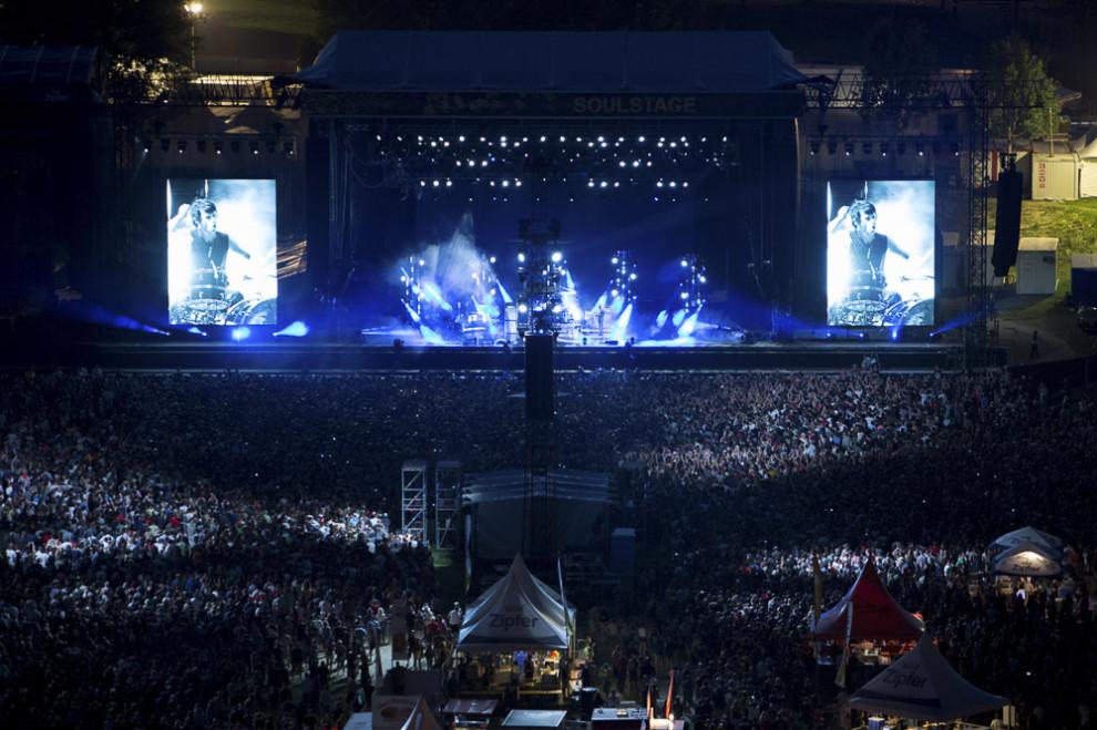 Rock in Vienna