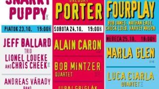 Dnes štartujú Bratislavské Jazzové dni SLSP BOMBING
