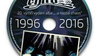 Prvý album Chaozzu dnes slávi 20. výročie! BOMBING