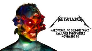 Metallica vydáva nový album po 8 rokoch BOMBING 2
