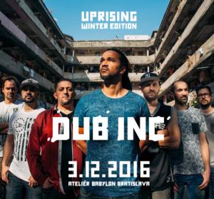 Uprising Winter Edition - Dub Inc