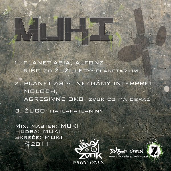 DJ Muki - PLANETÁRIUM .. download ... BOMBING