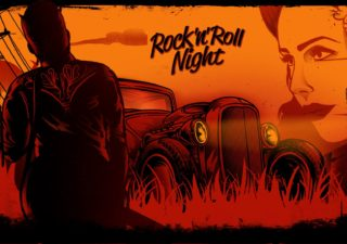 Rock'n'Roll Night @KC Dunaj~ BOMBING 2