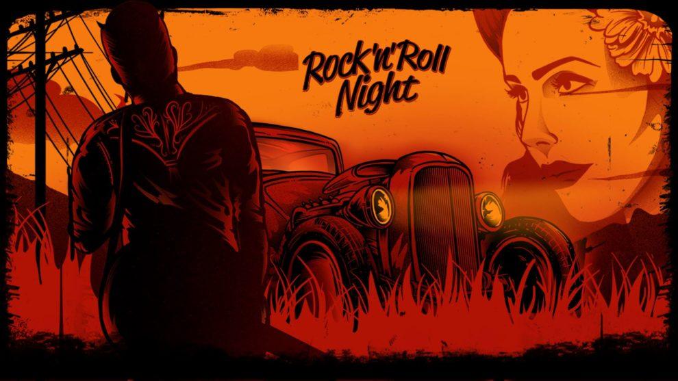 Rock'n'Roll Night @KC Dunaj~ BOMBING 2