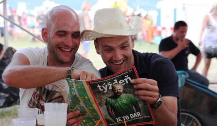 Dvadsať rokov s festivalom Pohoda, dá sa bez nej žiť? BOMBING 2