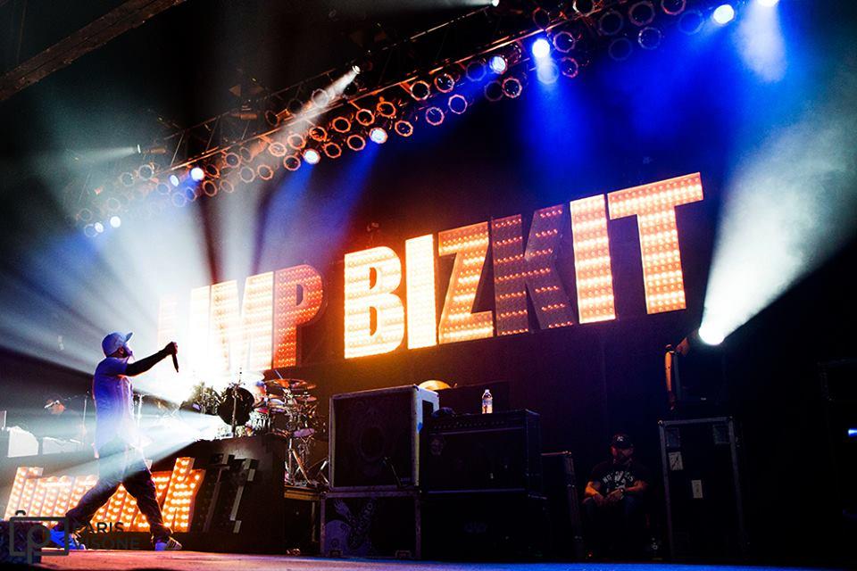Limp Bizkit sú už v Bratislave, v utorok večer sa predstavia v Aegon aréne BOMBING 2
