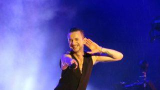 Depeche Mode v Bratislave: Čierna oslava medzi kvapkami dažďa BOMBING