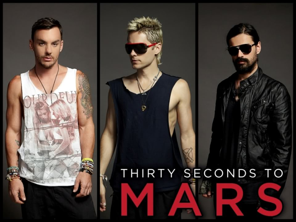 30 Seconds to Mars na Topfeste 2014 BOMBING
