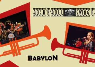 Rock'n'Roll Swing Party 9.9.2016 v Babylone BOMBING 1