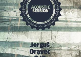 Acoustic session @Dunaj~Bar BOMBING