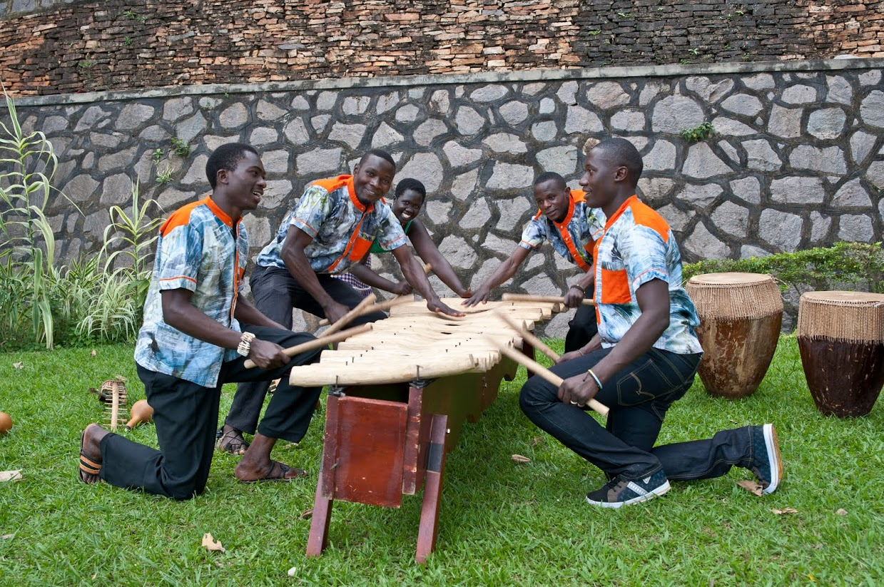 AFRICAN PERCUSSIONS BOMBING 3
