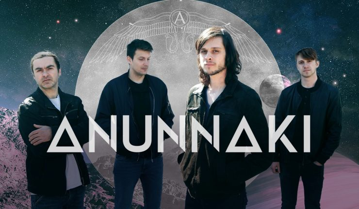 Nové video mladej kapely ANUNNAKI BOMBING