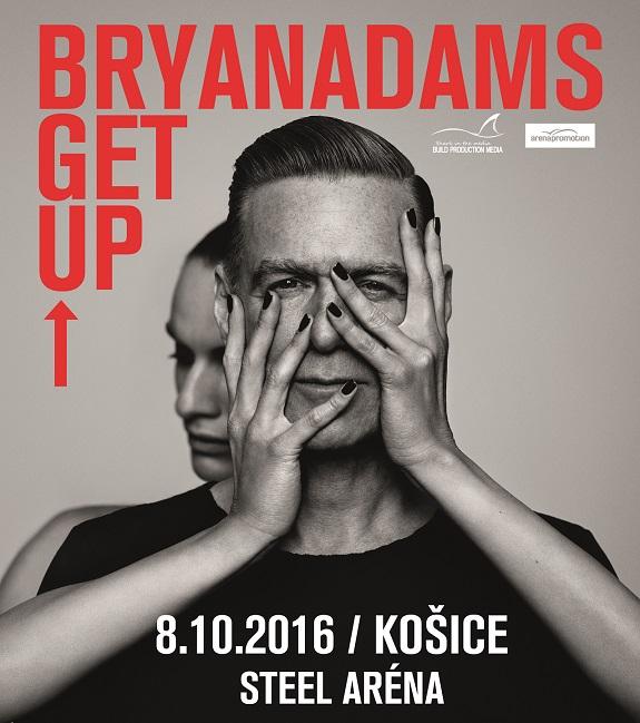 Bryan Adams po úspešných koncertoch štvrtýkrát opäť na Slovensku BOMBING
