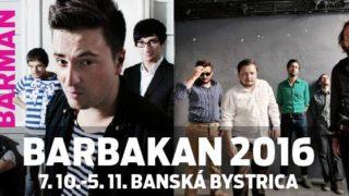 Barbakan festival tento rok s Billy Barman, Parou a niekoľkými novinkami BOMBING 1