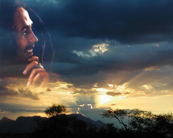 Tribute to Bob Marley + krst mixtapu Reggeatarians BOMBING