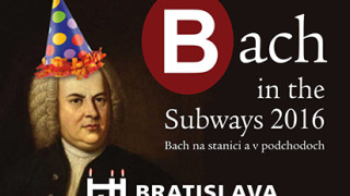 Bratislava sa rozozvučí Johanom Sebatianom Bachom! BOMBING