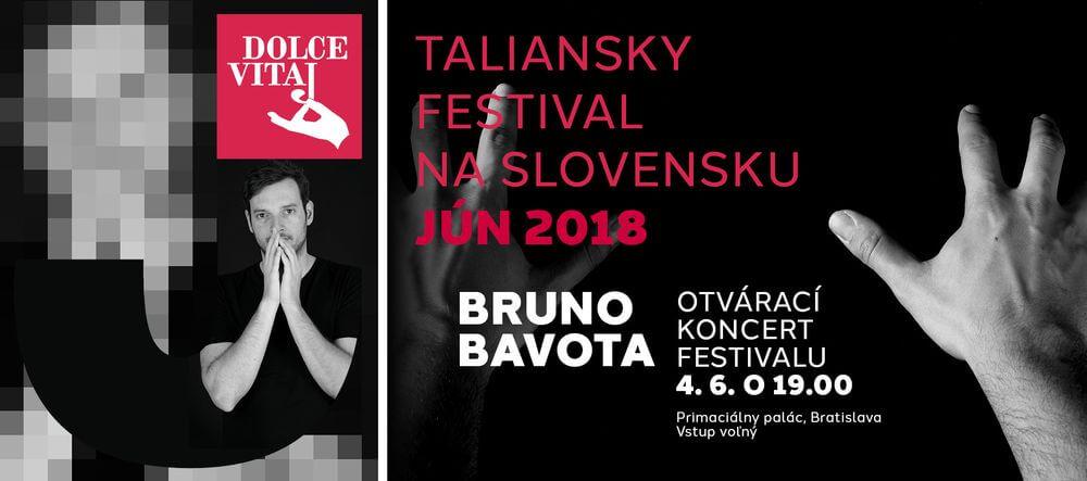 Bruno BAVOTA Dolce Vitaj_2018