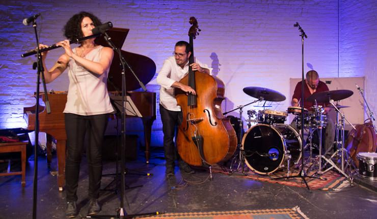 Hadar Noiberg Trio aOratnitza - dve tváre súčasnej world music BOMBING 5