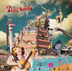 Cover image Zive Kvety_Vlado Holina