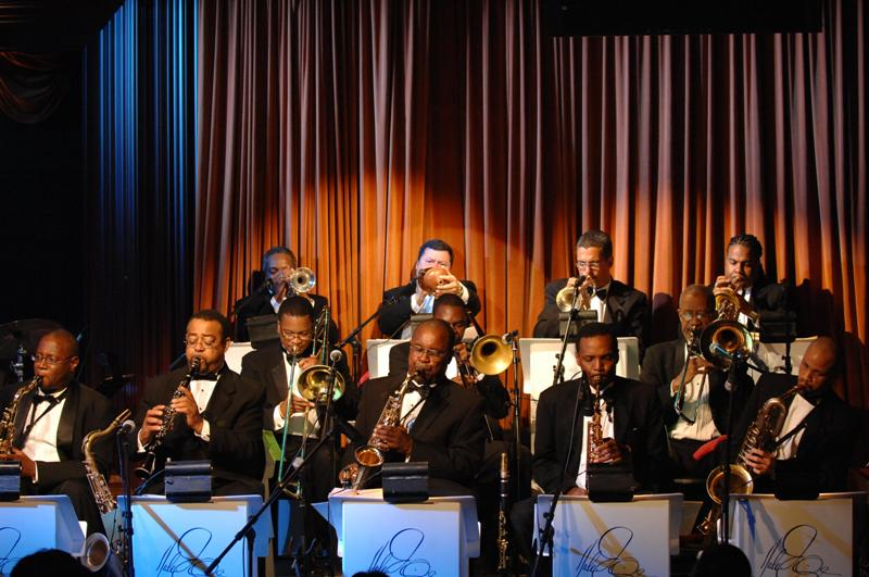 Duke Ellington Orchestra BOMBING