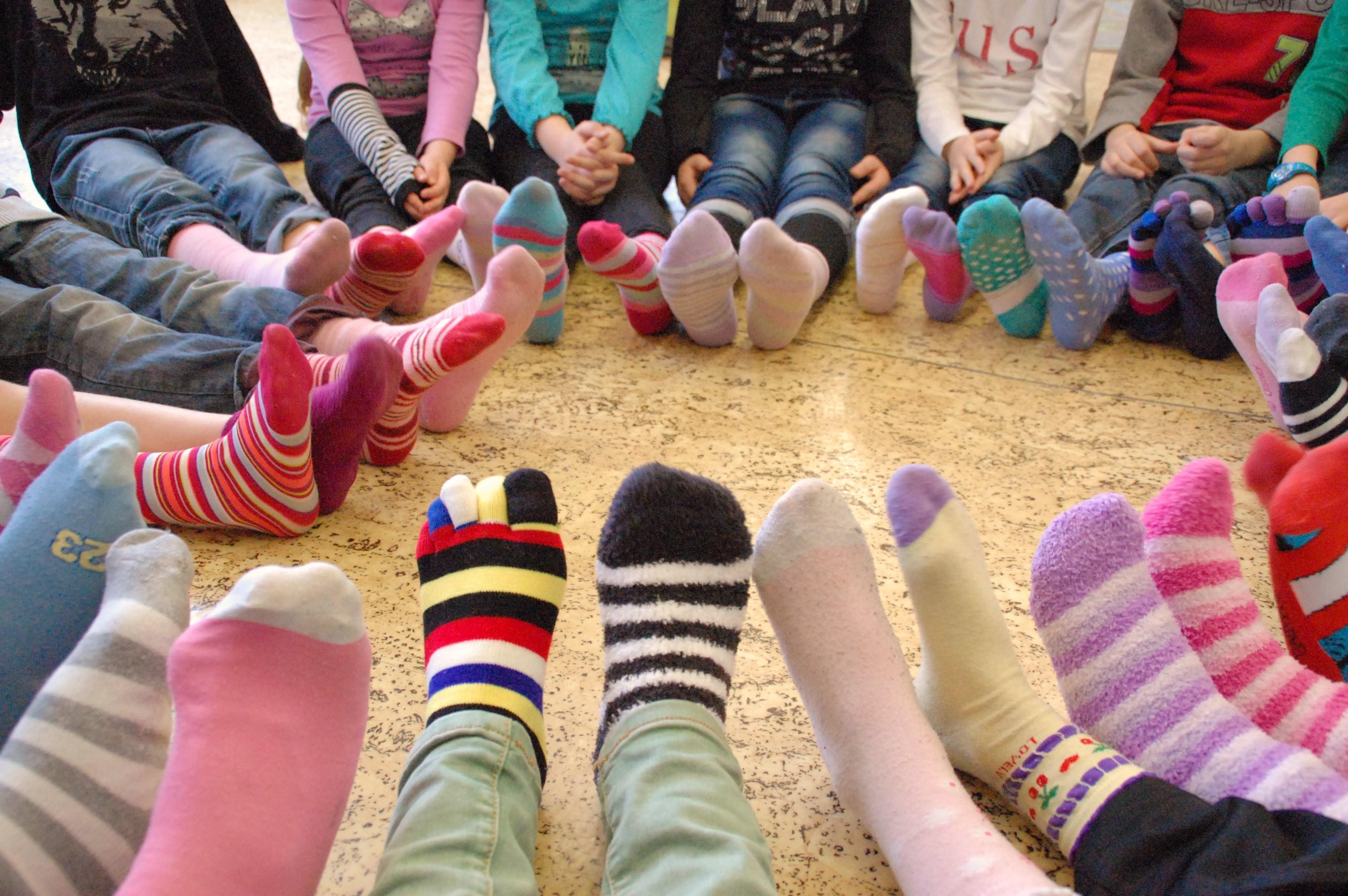 21. marec - SVETOVÝ DEŇ DOWNOVHO SYNDRÓMU / World Down Syndrome Day BOMBING 4