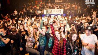 DNB:FEST Summer 2017 zaháji drum and bassové leto vo veľkom štýle BOMBING 6