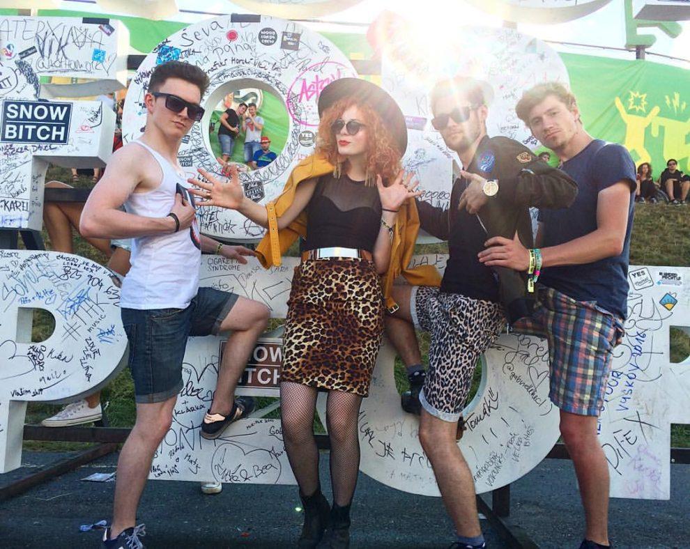 Po nahrávaní v Berlíne zamieri kapela Mydy Rabycad na Electro Swing Night v Bratislave BOMBING 1
