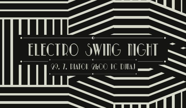 Electro Swing Night @Dunaj~Bar BOMBING