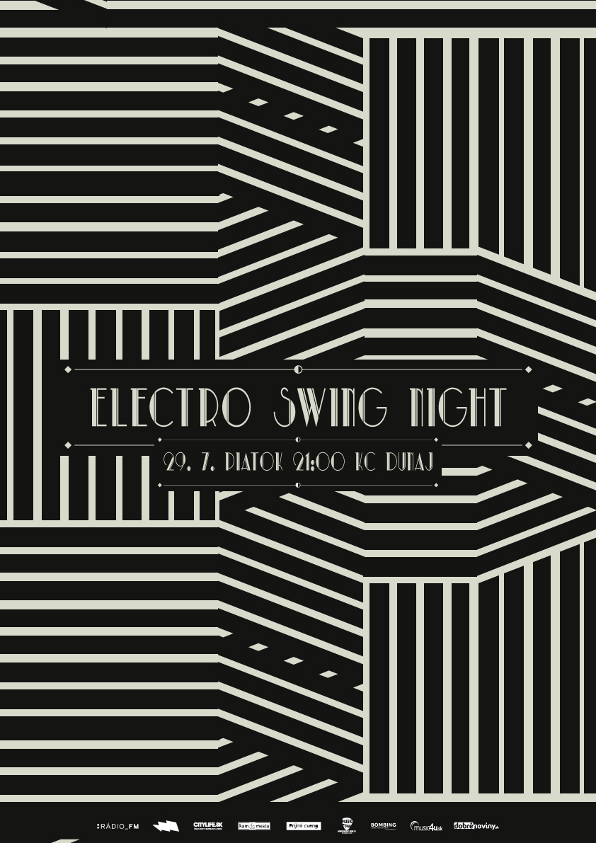 Electro Swing Night @Dunaj~Bar BOMBING