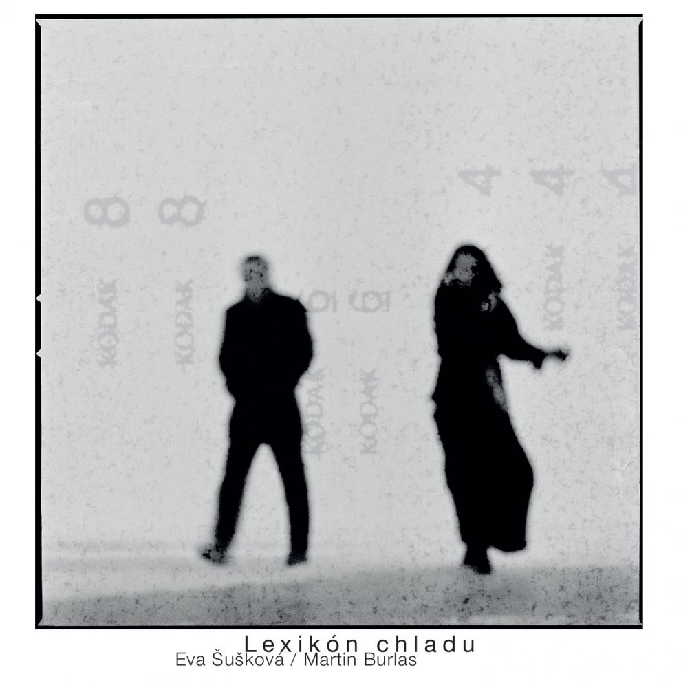 Eva Šušková - Martin Burlas - Lexikón chladu - Obal albumu - foto - Michal Šebeňa