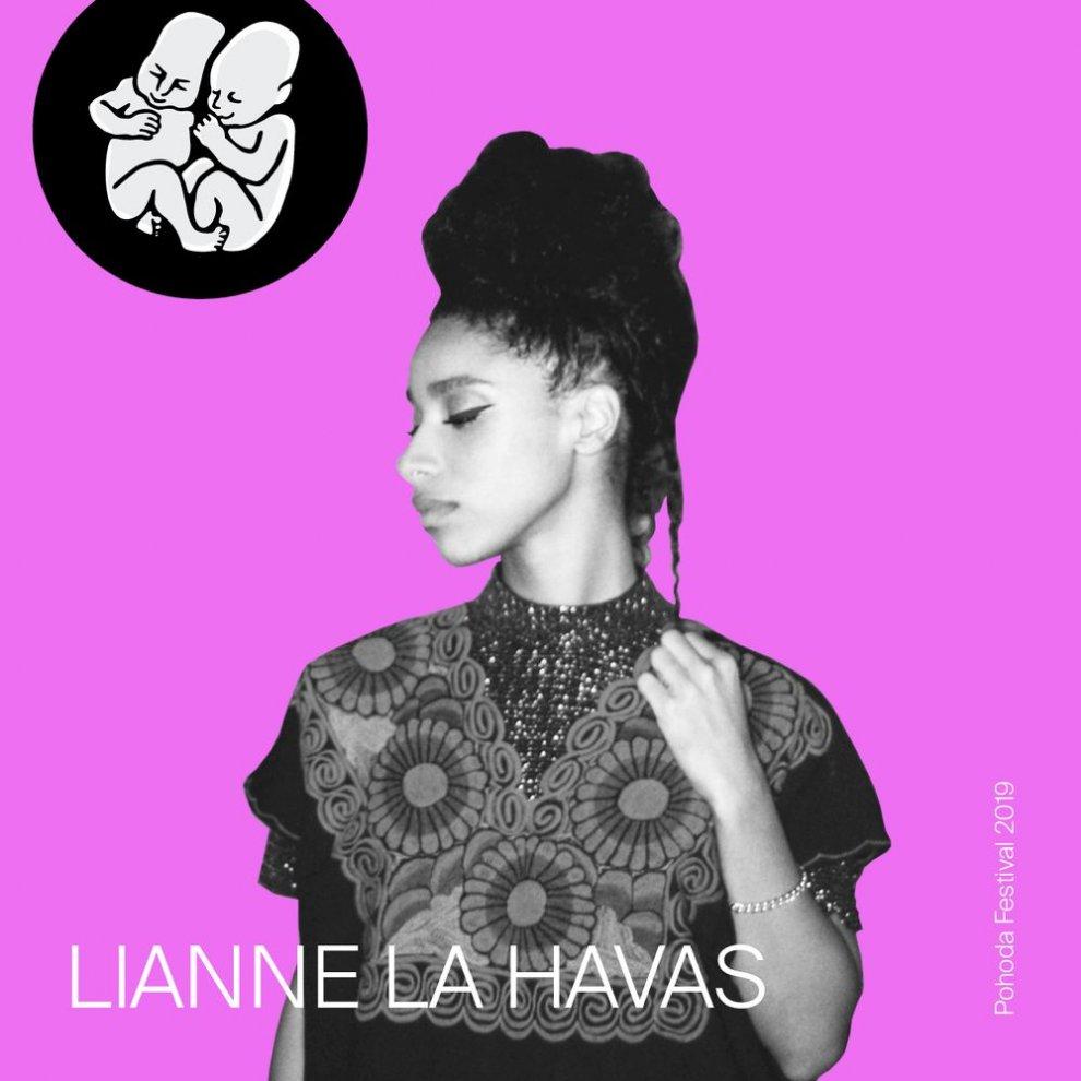 FB post LIANNE LA HAVAS