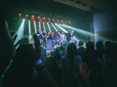 Fallgrapp odštartovali turné k albumu V hmle, pokrstil ho Michal Kaščák BOMBING 10