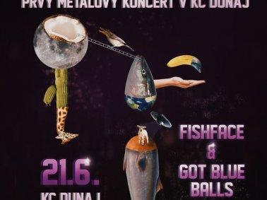 Fish with Balls and Banana