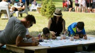 Filmové mesto Trenčianske Teplice organizuje tento rok ART IN PARK: umelecký festival pre všetky vekové kategórie BOMBING 3