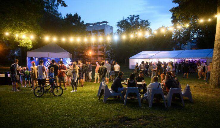 Filmové mesto Trenčianske Teplice organizuje tento rok ART IN PARK: umelecký festival pre všetky vekové kategórie BOMBING 2