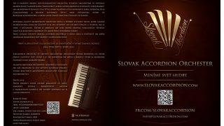 Galakoncert Slovak accordion orchestra