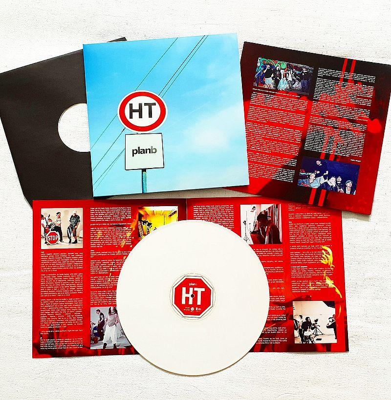 HT Plán B vinyl