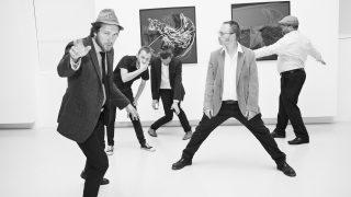 Hudba z Marsu uvádza nový singel a chystá nový album BOMBING 1