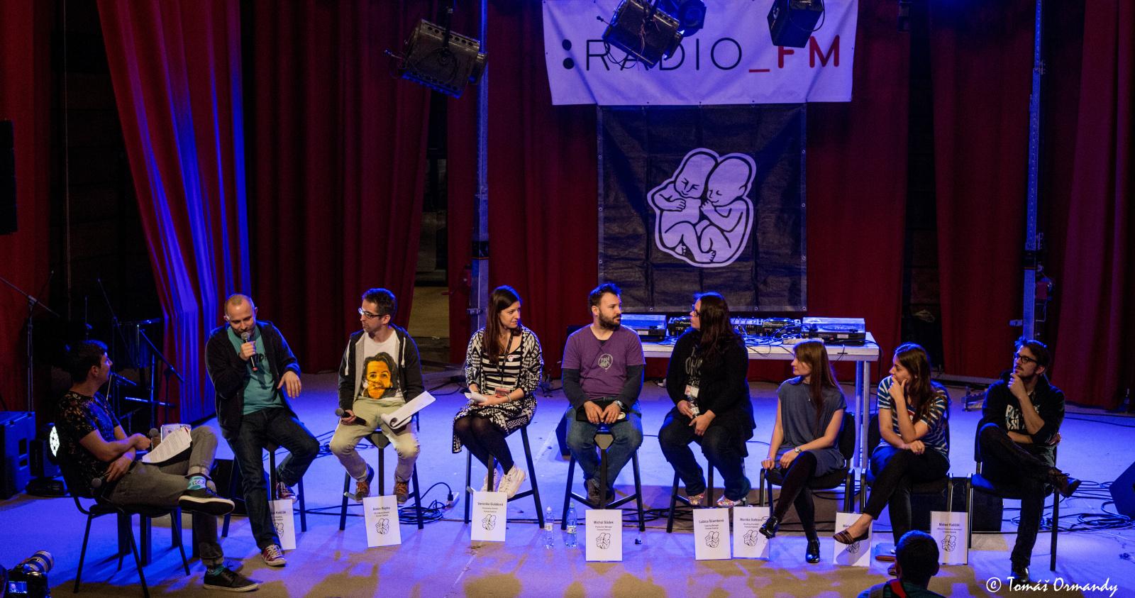 Pohoda Deň_FM 2016 / Foto: Tomáš Ormandy