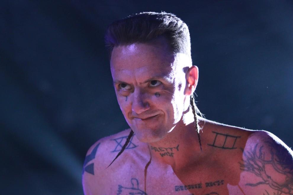 Die Antwoord bol vrcholom piatkového programu BOMBING