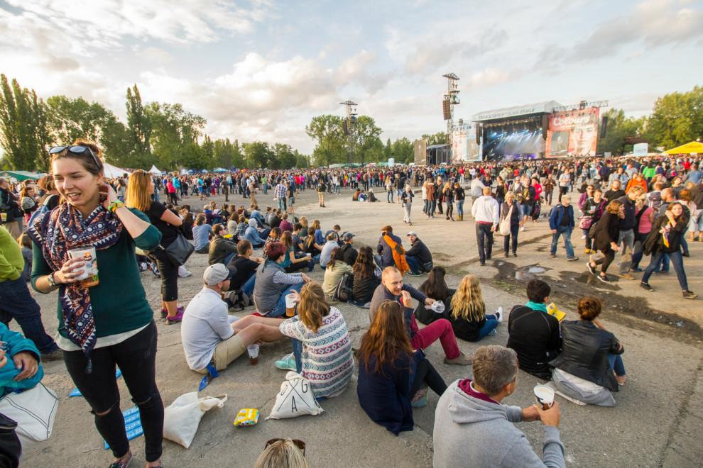 Colours of Ostrava opäť očarila všetkých návštevníkov BOMBING