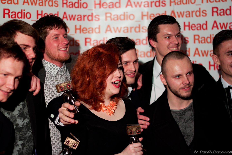 V nedeľu sa odovzdávali ocenenia Radio_Heads Awards 2014 BOMBING