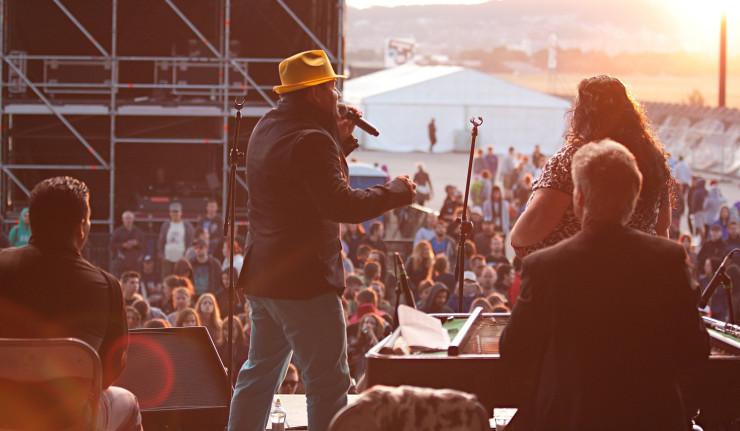 Devätnásty ročník festivalu Bažant Pohoda bol krásny BOMBING 1