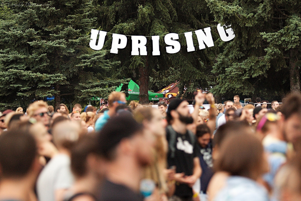 UPRISING 2015 bol jednoducho TOP! BOMBING