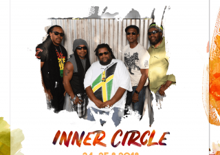 Prvé hviezdy Uprisingu sú známe, do Bratislavy zavítajú bad boys of reggae - Inner Circle! BOMBING